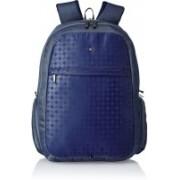 Tommy Hilfiger Prof. Locking 17 L Laptop Backpack(Blue)