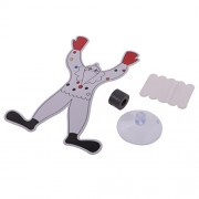 FNT Creative Clown Walking On Wire Educational Physical Science & Technology Experiment Tool Set Gizmo Toy