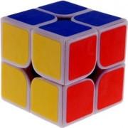 Dayan Zhanchi 2x2x2 Brain Teaser Speed Cube Puzzle White 50mm