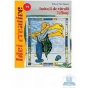 Idei creative 14 - Imitatii de vitralii Tiffany
