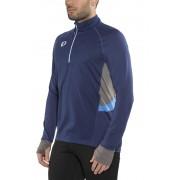 PEARL iZUMi Pursuit Wind Thermal Hardloopshirt lange mouwen Heren blauw S 2016 Hardloopshirts