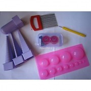 Quilling kit(Tower+Comb+Quiller+Crumple)Tools