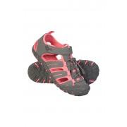 Mountain Warehouse Coastal - dziecięce sandały - Pink 32