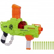 Hasbro Nerf ZOMBIE - Revreaper + 10 Dardos