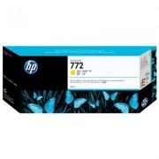 HP Cartuccia inchiostro giallo DesignJet 772, 300 ml