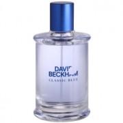 David Beckham Classic Blue eau de toilette para hombre 60 ml