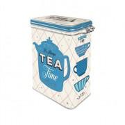 Bromma Kortförlag Plåtburk Tea Time