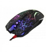Mouse, A4 Bloody N50, Gaming, Black