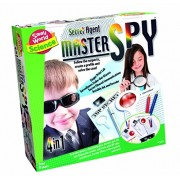 Small World Toys Science - Secret Agent Master Spy 4-in-1 Set