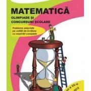 Matematică. olimpiade și concursuri clasa a VII-a