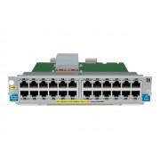 HPE - Module d'extension - Gigabit Ethernet x 24 - pour Aruba 5406, 5412; HPE 8206, 8212