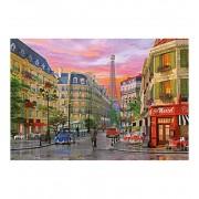 Puzzle 5000 Calle De Paris - D. Davinson - Educa Borras