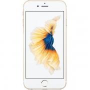 "Telefon Mobil Apple iPhone 6S, Procesor Apple A9, IPS LED-backlit Multi‑Touch 4.7"", 2GB RAM, 64GB flash, 12MP, Wi-Fi, 4G, iOS 9 (Auriu) + Cartela SIM Orange PrePay, 6 euro credit, 6 GB internet 4G, 2,000 minute nationale si internationale fix sau SMS nati"
