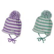 warme Winterschirmmütze mit Bommel - STERNTALER WINTER 4501530 -K1600