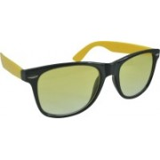 Polo House USA Wayfarer Sunglasses(Yellow)