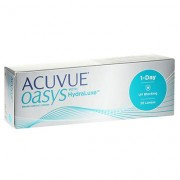 Johnson & Johnson Acuvue Oasys 1-Day with HydraLuxe (30 contact lenses)
