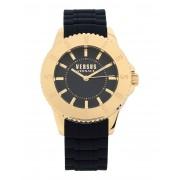 ユニセックス VERSUS VERSACE VERSUS TOKYO 3H 42MM 腕時計 ダークブルー