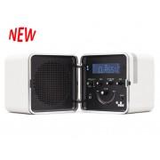 Brionvega Radio cubo TS522D+S Weiß