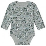 Hust&Claire; Buller Baby Body Dusty Jade 80 cm (9-12 Months)