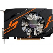 Placa video GIGABYTE NVIDIA GeForce® GT 1030 OC 2GB GDDR5 64 bit, DVI-D, HDMI