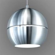 TRIO LEUCHTEN Lámpara colgante Jolice en forma esférica