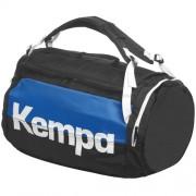 Kempa Sporttasche K-LINE PRO - schwarz/pazifik/weiß | M