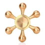 Fidget Spinner Profesional Metalic Otel iUni SM3, Ultrarapid