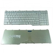REPLACEMENT LAPTOP KEYBOARD FOR TOSHIBA SATELLITE P300-20H P300D SERIES SILVER