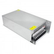 Fuente de alimentacion conmutada AC 170 ~ 250V a DC 24V 25A 600W - plata