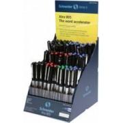 SIS Display SCHNEIDER Xtra 805 100 rollere cu cerneala 38-negre albastre 16-rosii 8-verzi