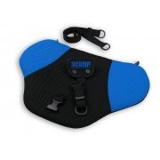 Scamp Biztonsági övterelő kék