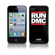 Run Dmc Iphone Cover 4g - Logo. Emi Music officially licensed product.