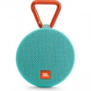 Блутут Колонка JBL Clip 2 Светлозелен, Bluetooth, 3.5 mm jack, JBL-CLIP2-TEL