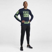 Мужская беговая футболка с длинным рукавом Nike Sphere (Berlin 2018)