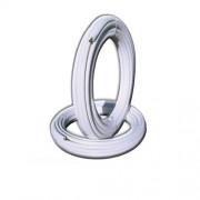 Tubo Alluminio Condizionamento Climatizzazione D. 1/2 X 5 Mt A Norma Norma Uni