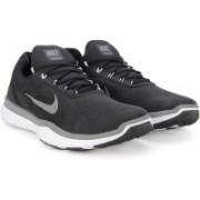 Nike FREE TRAINER V7 Training Shoes For Men(Black)
