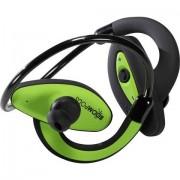 Boompods Sportpods Bluetooth Sport Cuffia Auricolare In Ear headset con microfono, Resistente al sudore, idrorepellente