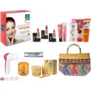 Astaberry Skin Wheting Gift Set-Facial kit Cleansing Milk Kesar Ubtan Sunscreen