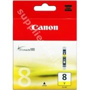 Canon ORIGINAL Canon Cartuccia d'inchiostro giallo CLI-8y 0623B001 13ml