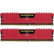 DDR4 8GB (2x4GB), DDR4 2400, CL16, DIMM 288-pin, Corsair Vengeance LPX CMK8GX4M2A2400C16R, 36mj