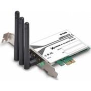 Placa de retea Dlink Wireless 270MBPS PCIE XTREME N DWA-556