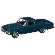 1960 Ford Ranchero Pickup Truck, Green - Motormax 79321 - 1/24 Scale Diecast Model Car
