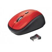 Trust Rato Ivy (Wireless - Casual - Vermelho)