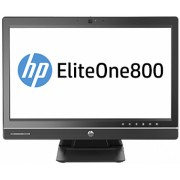 """All in One PC Refurbished HP 800 G1 EliteOne (Procesor Intel® Pentium® G3220 (3M Cache, up to 3.00 GHz), 23"""" FHD, 4GB, 500GB HDD, Intel® HD Graphics, Negru)"""