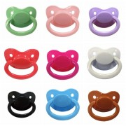2018 Classic Custom Big Size Silicone Adult Pacifier