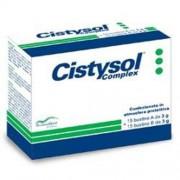 Rne Biofarma Cistysol Complex 15+15bust