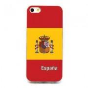 geschenkidee.ch LED Länder iPhone 5/5S Schutzhülle Spanien