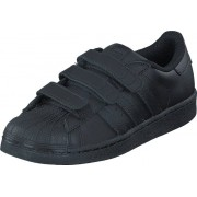 adidas Originals Superstar Foundation Cf C Core Black/Core Black/Core Bla, Skor, Sneakers & Sportskor, Låga sneakers, Svart, Barn, 30