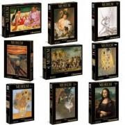 Clementoni Puzzle 1000 pezzi Collezione Museum - modelli assortiti