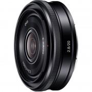 Sony SEL20F28 Objetivo E 20mm F2.8 SLR Tipo E